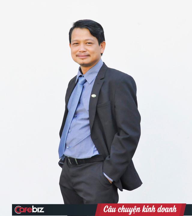 Ông Trần Việt Tiến - Thường vụ Ban chấp hành HAWA