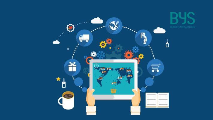 Tối ưu chuỗi cung ứng phần mềm ERP